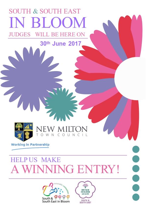 New Milton in Bloom_001