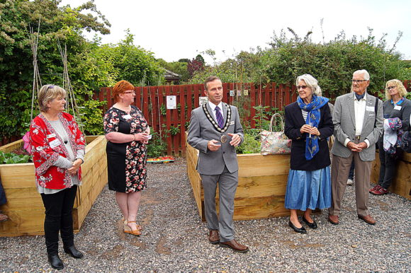Dementia-friendly allotments launched