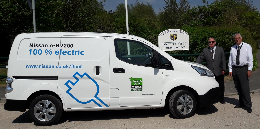 New Milton Goes Electric!