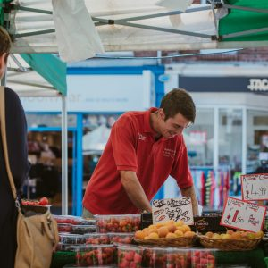 Street Trading in Station Road South