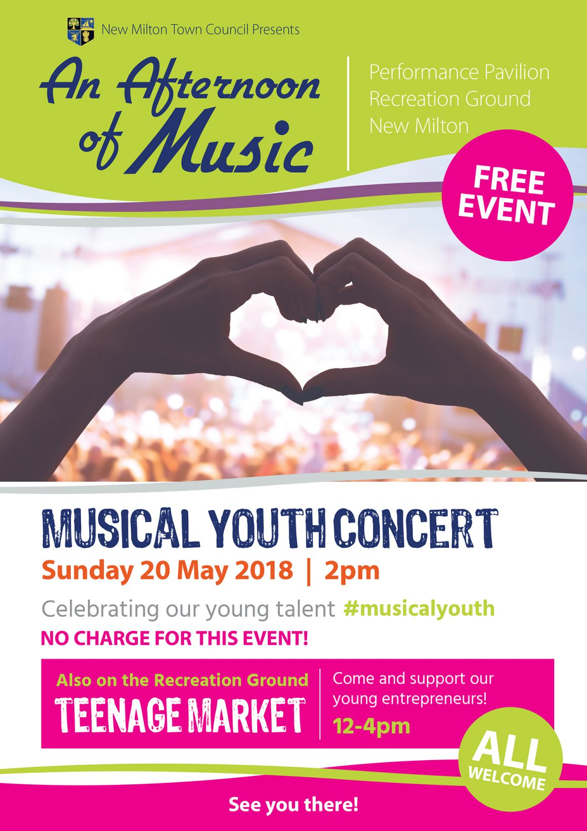 Musical Youth Concert