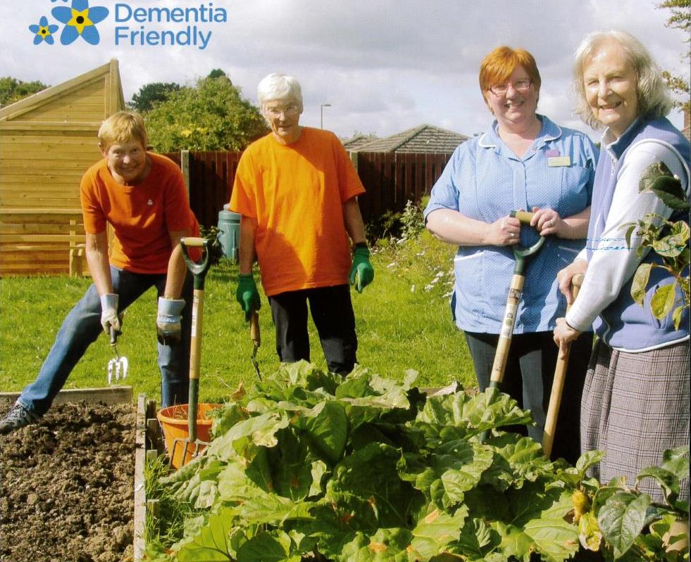 Dementia Friendly Allotments