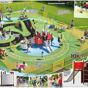 New Play Park for New Milton
