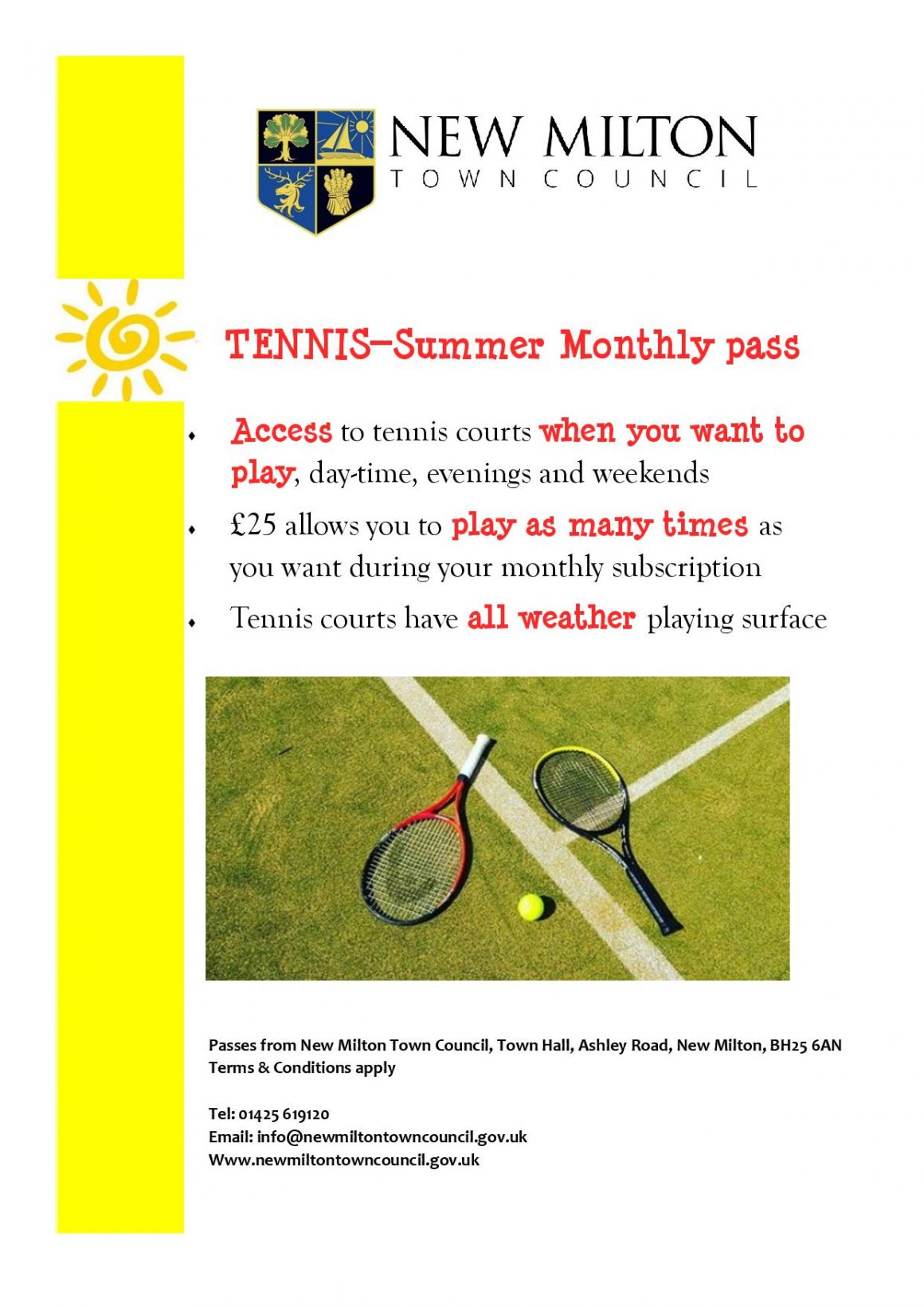 Summer of Tennis