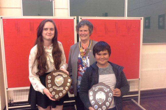 New Milton Young Person of the Year Award