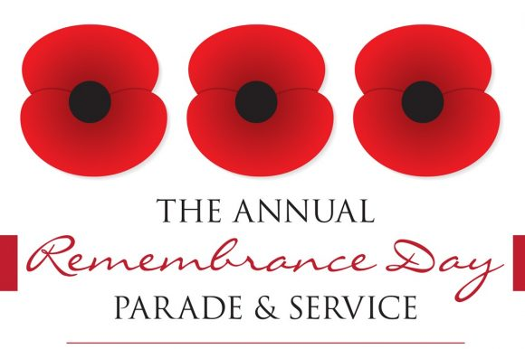 Annual Remembrance Day Parade & Service