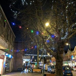 New Milton Christmas Festival