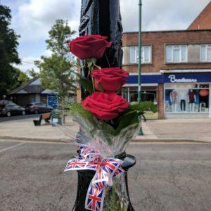 New Milton Remembers 81st Anniversary