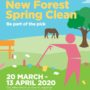 New Forest Spring Clean
