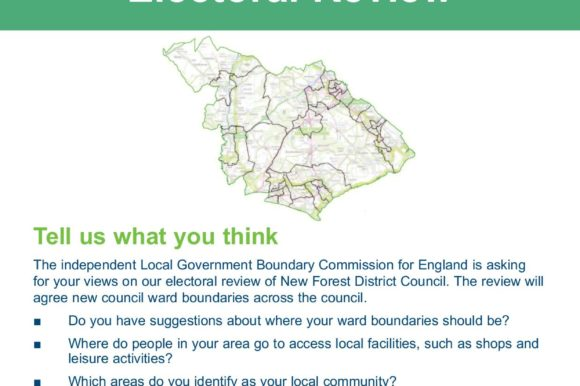 Electoral Review of New Forest District