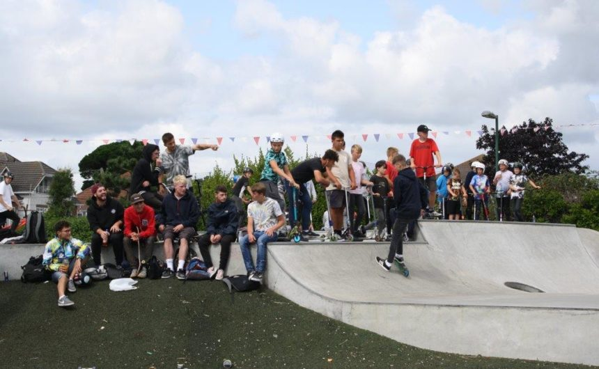 New Milton Youth Trust – PRESS RELEASE