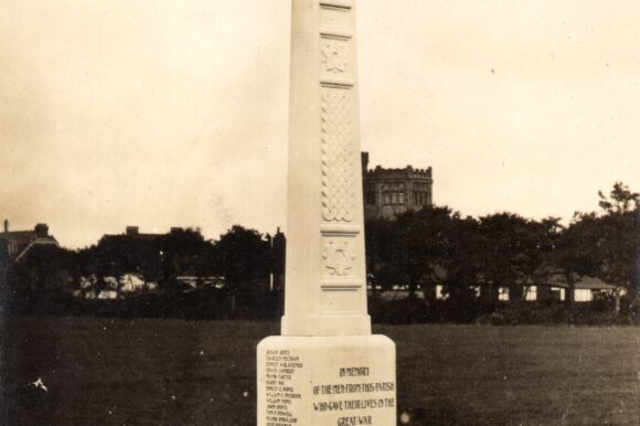 Centenary Anniversary of New Milton War Memorial