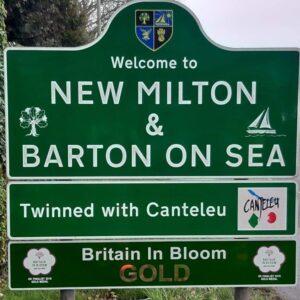 New Milton Neighbourhood Plan News Release