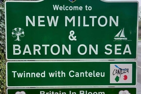 New Milton Neighbourhood Plan News Release
