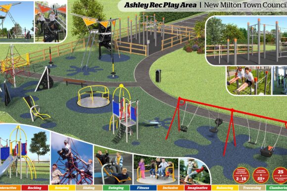 Ashley Recreation Ground – Questionnaire